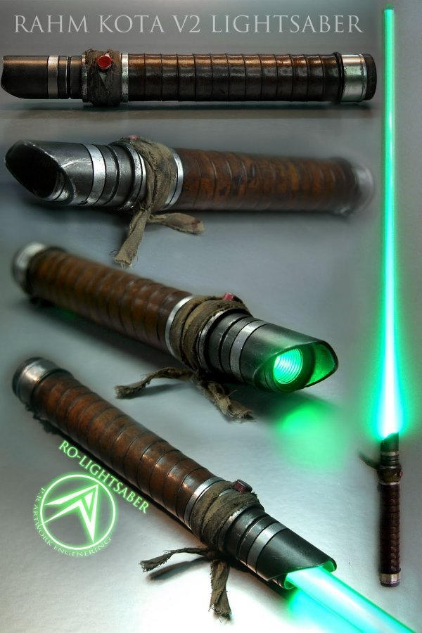 custom lightsaber