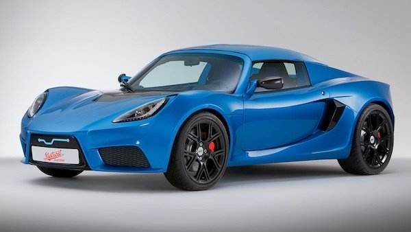 Detroit Electric Unveils SP: 01 Electric Sports Car