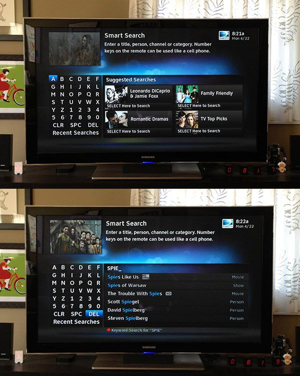 directv genie smart search 3