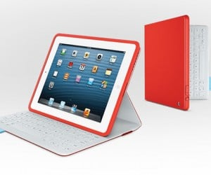 FabricSkin Keyboard Folio is Perfect for Your Cross-Dressing iPad