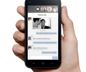 HTC First Facebook Home Android Smartphone: Facebook All the Time!