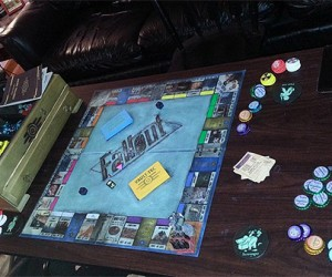 Happy Fallout Monopoly Birthday to You
