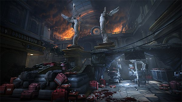 Gears of War: Judgment Call to Arms Map Pack Launches This Week