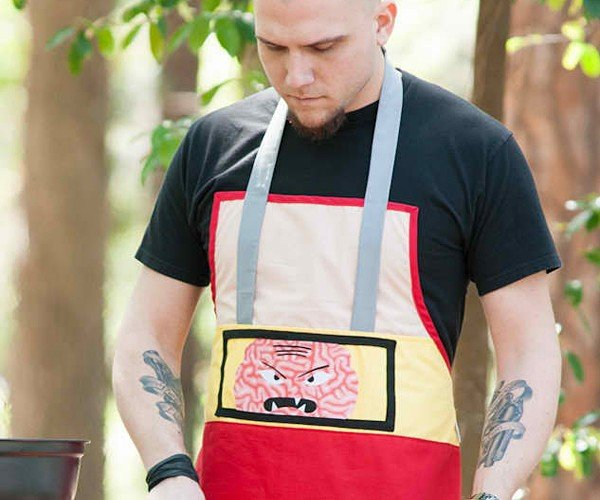 Grillin Villain Aprons: Kill the Cook