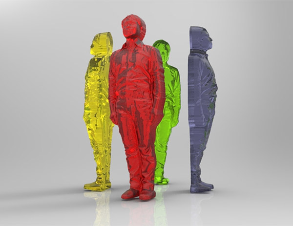 Generate Your 3D Gummy Self
