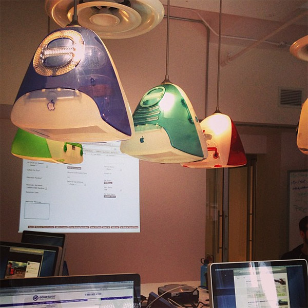imac ceiling lights