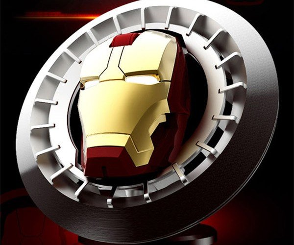 Iron Man 3 Mouse: It's Not the Armor that Makes the Mouse, but the Circuits Inside