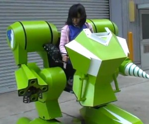 Kid's Walker NT: Mini Mech
