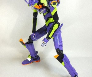 LEGO Evangelion Unit-01: You Can (Not) Top This