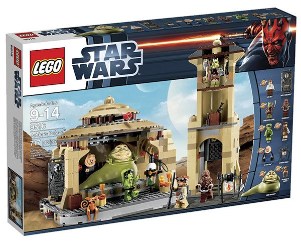 Turkish Cultural Association of Austria Has a Problem with LEGO Jabba's Palace. What?