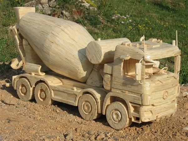 Matchstick Truck Models > Matchbox Cars