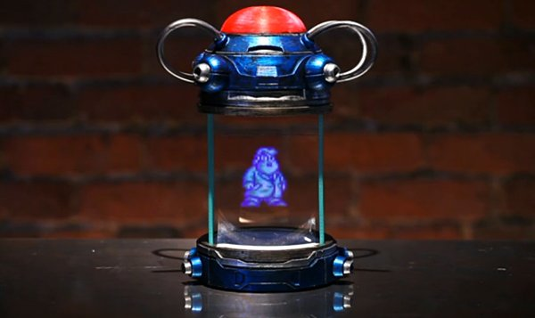 mega man x dr. light light capsule by andrew butterworth