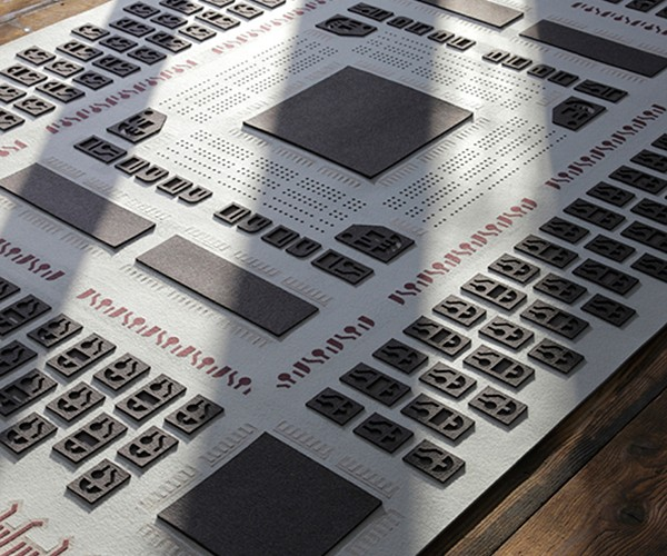Memory Rug Inspired by Circuit Boards: Soft Hardware