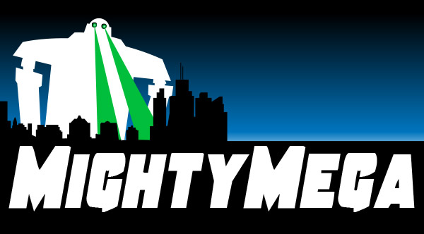 MightyMega Launches: Our New Science Fiction Website Goes Online