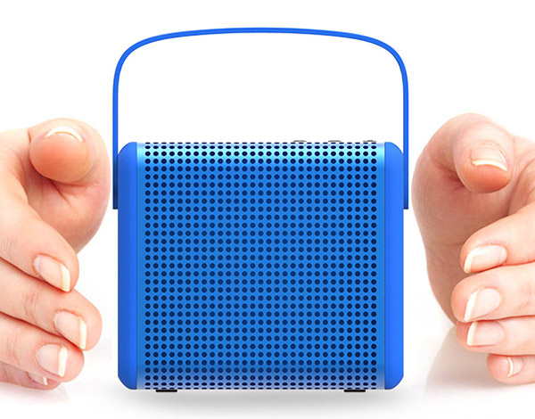 MiPow Boom and MiPow Boom Mini Bluetooth Speakers Head Stateside