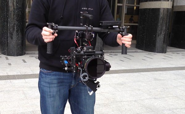 movi freefly stabilized camera gimbal