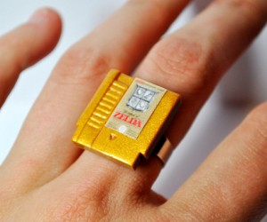 NES Cartridge Ring: Fancicom