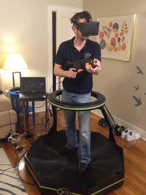 omni virtuix treadmill