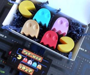 Pac-Man Soaps: Washa, Washa, Washa