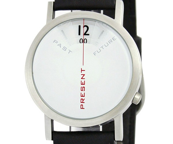Past Present Future Watch: The Time Is Now
