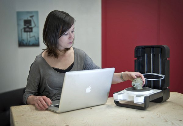 Photon 3D Scanner: A Scanner Cheaply - Technabob