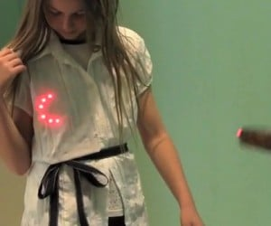 Compact Laser Tag Target Invented, Unending Fun to Be Had Soon
