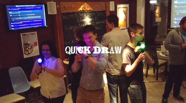 quick draw ps move duel game by greenfly studios