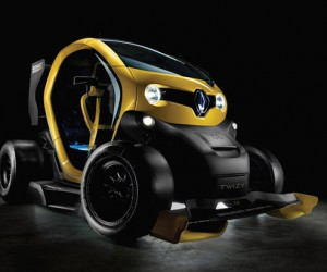 Renault Twizy Sport F1 Electric Concept: The City Car Has Never Been This Fast