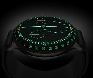 Ressence Type 3 Watch: Look Ma, No Hands