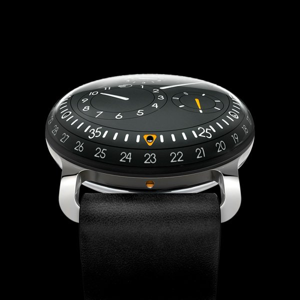 ressence type 3 watch gravitational side