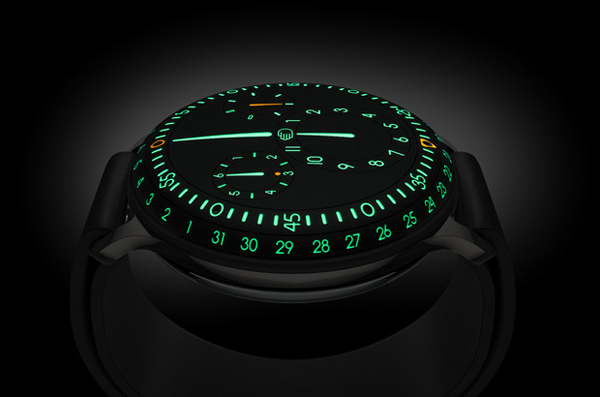 ressence type 3 watch gravitational photo