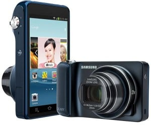 Wi-Fi Samsung Galaxy Camera Cuts the Cord for Real