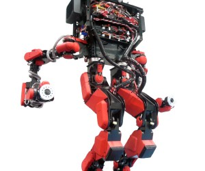SCHAFT Humanoid Robot is a Bad Mother… Shut Your Mouth!