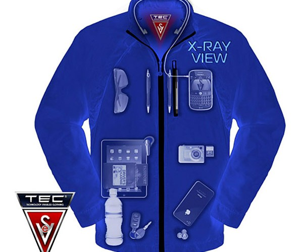 ThinkGeek Tropiformer Jacket: Everything in Its Right Place