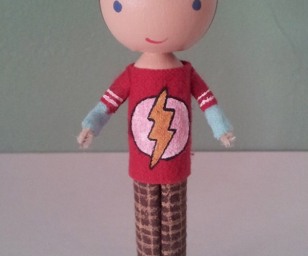 sheldon_cooper_clothespin_doll