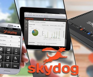 Skydog Smart Router Puts You in Control of Your Network