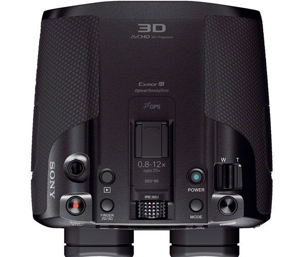 Sony DEV-50V Digital Recording Binoculars Are Perfect for Hunters, Spies and Stalkers