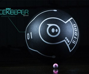 Sphero Peacekeeper Edition: My, What Big Balls You Have