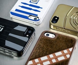 Official Star Wars iPhone 5 Cases: Episode II