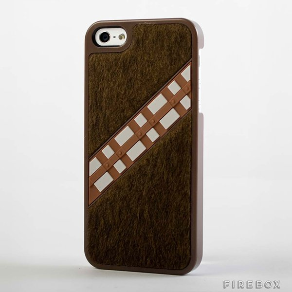 Official Star Wars iPhone 5 Cases: Episode II - Technabob