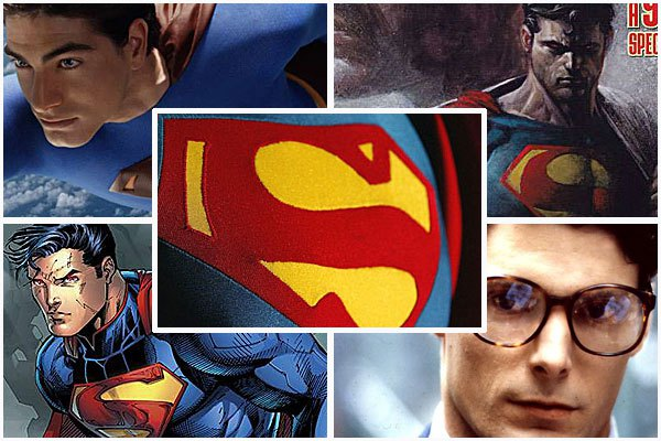 superman-collage