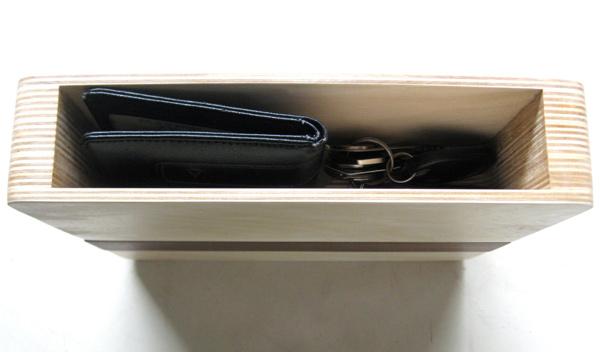 the butler smartphone dock wallet filled up photo