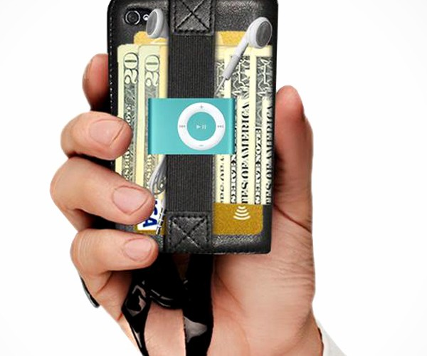 Tigdi iPhone Wallet Case Wants to Hold Everything