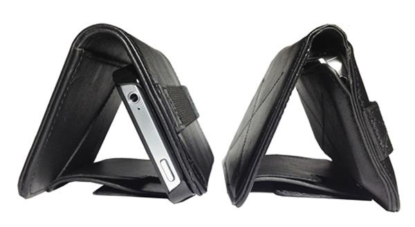 tigdi iphone wallet case open photo