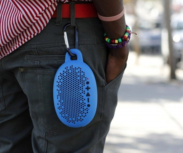Urchin Bluetooth Speaker is Ready for Anything
