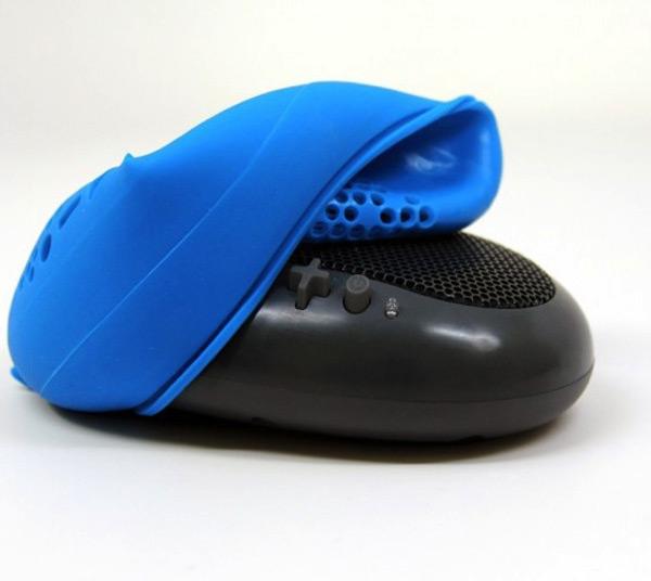 urchin bluetooth speaker silicone photo