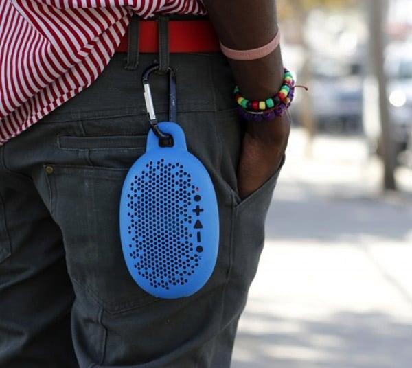 urchin bluetooth speaker photo