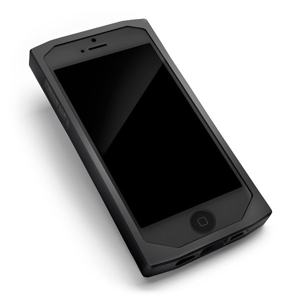 v-moda metallo iphone case black photo