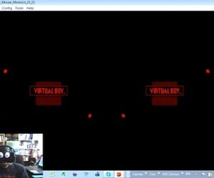 Virtual Boy Virtualized in Oculus Rift via Emulator