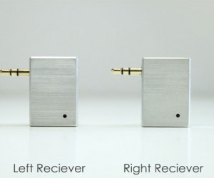 Vertus Adapters Turn Two Speakers into a Bluetooth Stereo